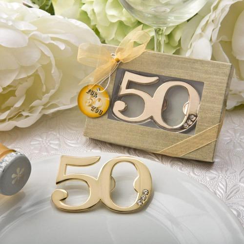 50 Design Gouden Flesopener