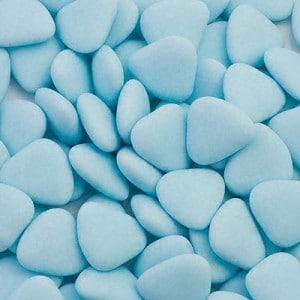 Blauwe Hart Dragees