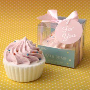 Cupcake Bad Fizzer Roze