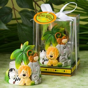 Jungle Critters Waxinelichtje
