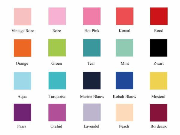 Kleurkaart-huwelijk