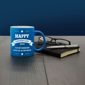 Koffiebeker 'HAPPY FATHER'S DAY'