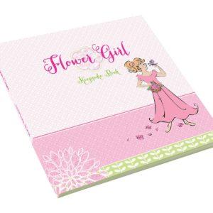 Flower Girl Keepsake Book