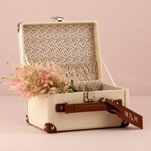 Miniatuur Koffer Vintage Flair