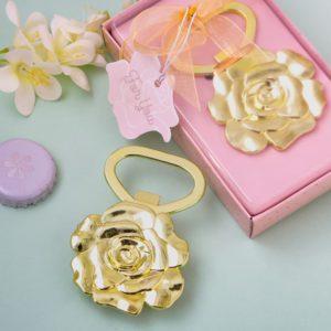 Roos Design Flesopener Goud