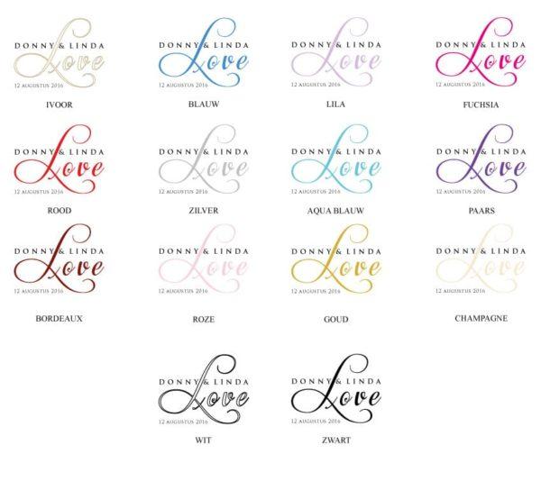 Persoonlijke Loper Love