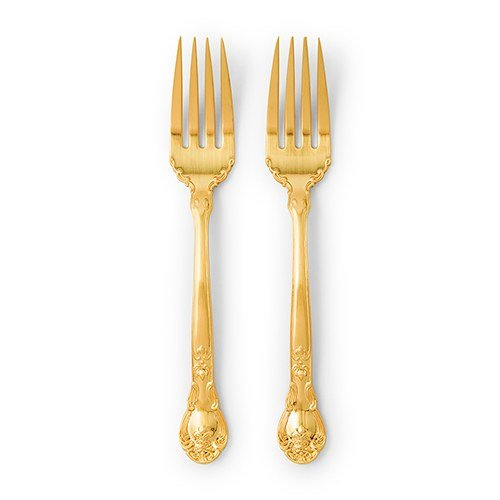 Taartvorkjes - Classic Gold Romance