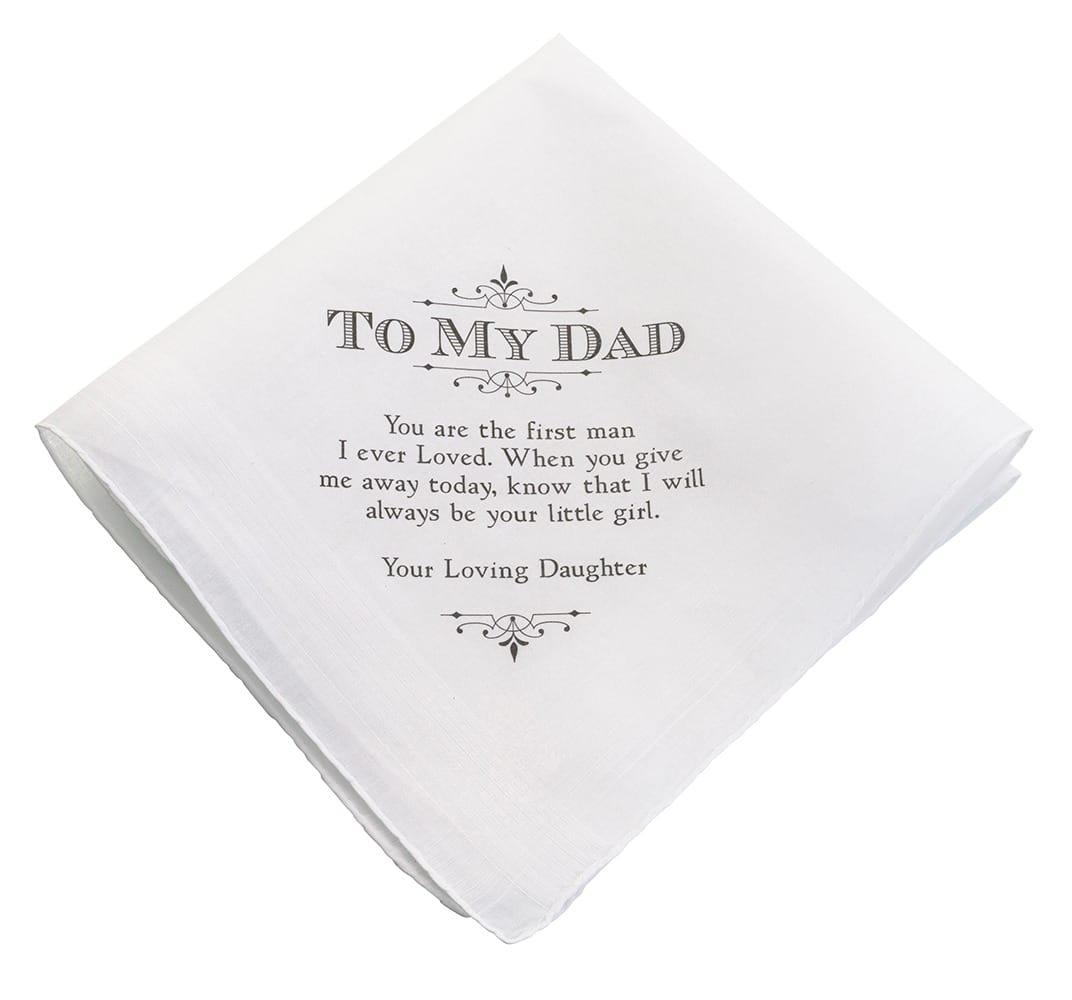 Zakdoek To My Dad