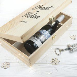 Wijnkist Romantisch Koppel