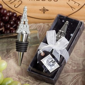Wijnstopper Eiffeltoren Liefde uit Parijs