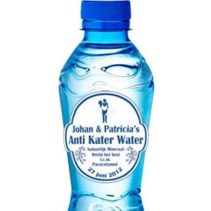 Anti Kater Water Labels