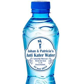 Anti Kater Water Labels