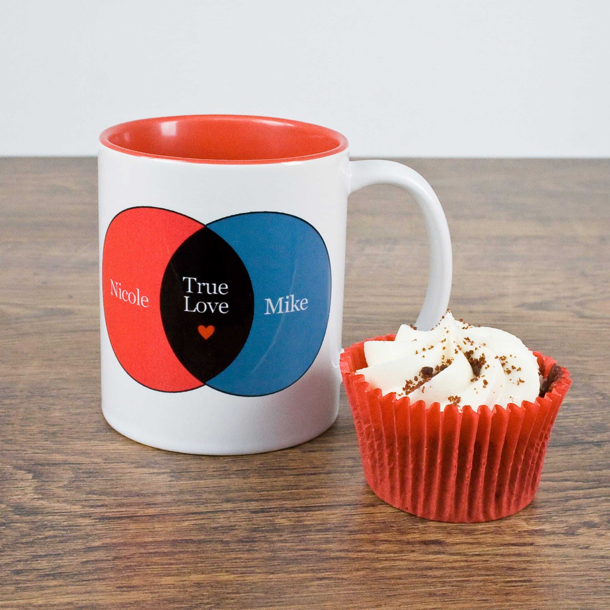 Koffiebekers Gepersonaliseerd True Love