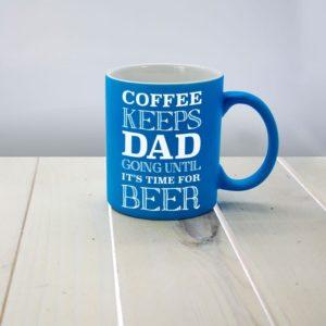 Gepersonaliseerde Mok Coffee & Beer