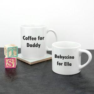 Koffiemokken Papa & Ik