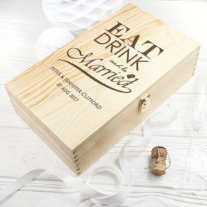 Eat Drink and Married Wijnkist
