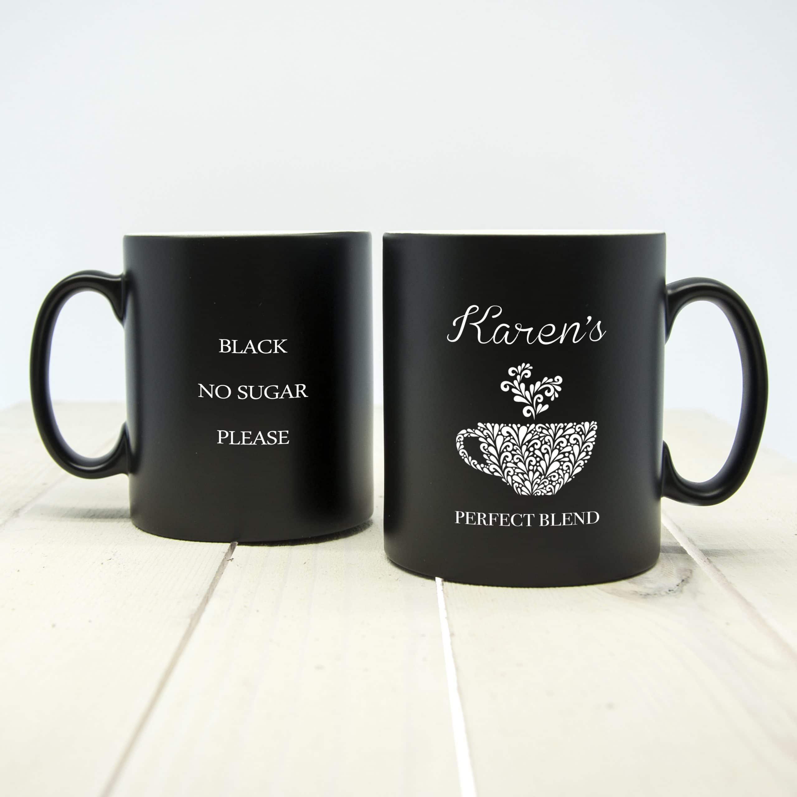 Gepersonaliseerde Koffiebeker Perfect Blend