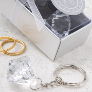 Diamant Design Sleutelhanger