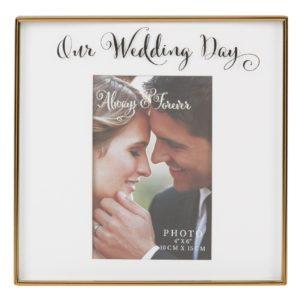 'Wedding Day' Fotolijst